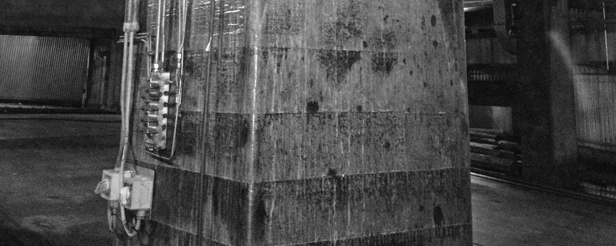 Kevlarförstärkt pelare - Invator